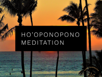 Ho'oponopono meditation cover