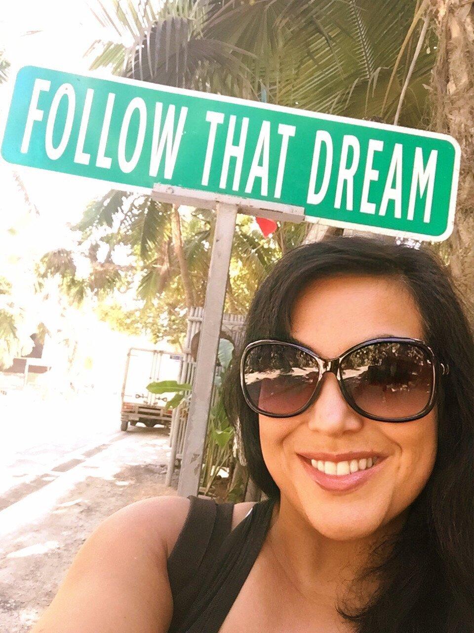 Ayse Follow That Dream