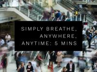 Simply Breathe Meditation Cover