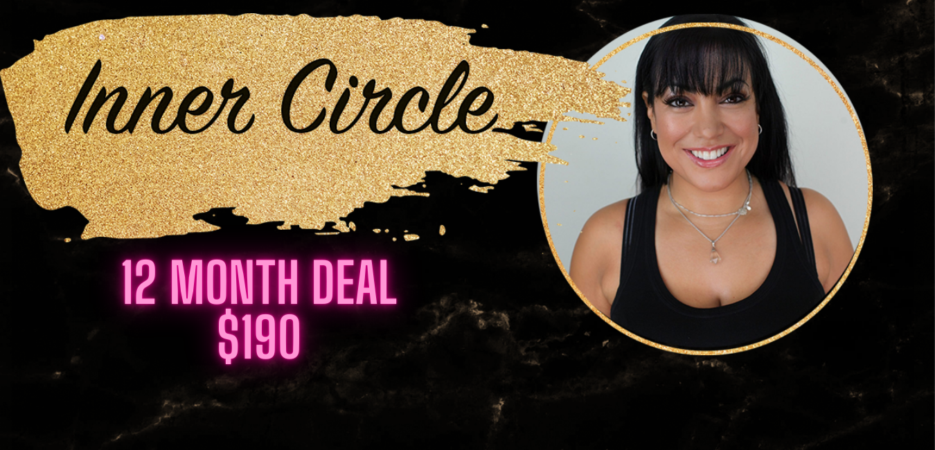 Inner Circle 12 month deal banner